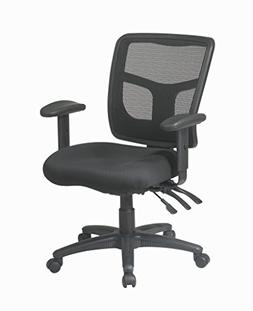 Office Star High Back ProGrid Back FreeFlex Seat with Adjust