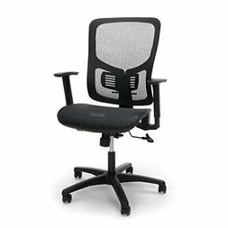 Essentials High-Back Task Chair - Mesh Office Chair with Adj