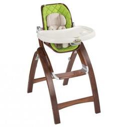 Summer Infant Bentwood Highchair, Green