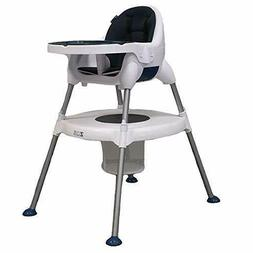 BEST for Baby  ZOE High Chair 5-in-1 High Chair Navy Color i