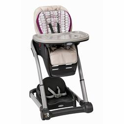 Graco Blossom 6-in-1 Convertible High Chair Seating System N