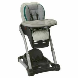 Graco Blossom 6-In-1 Convertible Highchair, Sapphire Collect