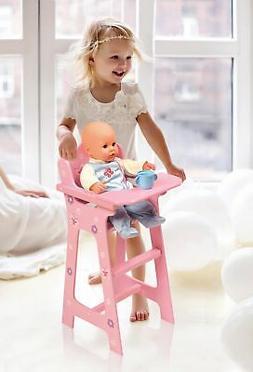 Blossoms & Butterflies Doll High Chair