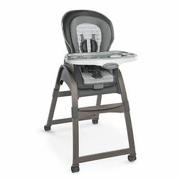 Ingenuity Boutique Collection 3-in-1 Wood High Chair, Bella