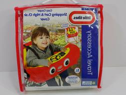 BRAND NEW Little Tikes Cozy Coupe Shopping Cart and High Cha