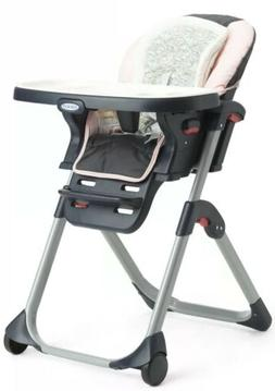 BRAND NEW Graco DuoDiner 3-in-1 Convertible High Chair Pink
