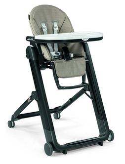 BRAND NEW Peg Perego High Chair Siesta in GINGER GREY IMSIES