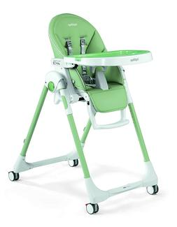 BRAND NEW Peg Perego Prima Pappa Zero 3 High Chair MINT GREE