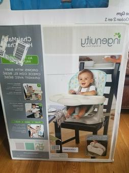 Brand New Ingenuity SmartClean ChairMate High Chair