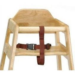 Tablecraft Brown Replacement High Chair Strap