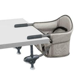 Chicco Caddy Portable Table Hook-On Chair, Nature
