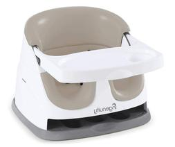 Cashmere Baby Base 2-in-1 Booster Feeding Seat By Ingenuity