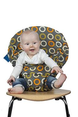 Totseat Chair Harness: The Original Washable and Squashable,