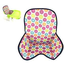 Twoworld Baby High Chair Seat Cushion Liner Mat Pad Cover Pr