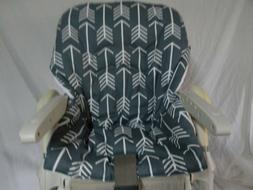 Chicco Polly High Chair Cover With Arrows