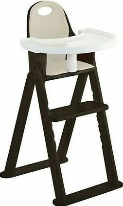 Enjoyable Svan Child Wooden Bentwood Folding High Gmtry Best Dining Table And Chair Ideas Images Gmtryco