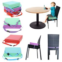 Children Baby Toddler Increased High Chair Seat Pad Safe Boo