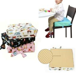Children Baby Toddler Safe Booster Dining Cushion Increased