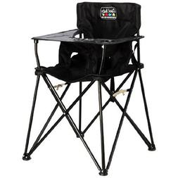 ciao! baby Lightweight Portable Folding Highchair w/ Camping