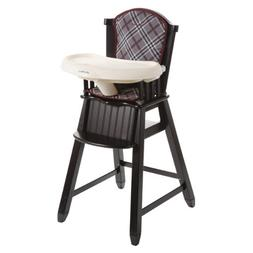 Eddie Bauer Classic Wood High Chair - Sinclair