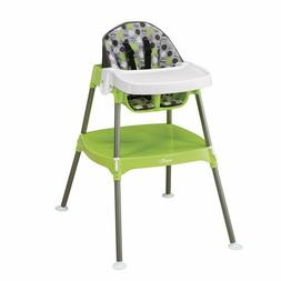 Convertible High Chair Baby Table Seat Booster Toddler Feedi