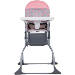 Cosco Simple Fold Full Size High Chair, Etched Arrows Comfor