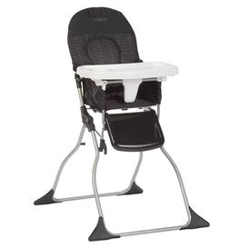 Cosco Simple Fold High Chair - Black Arrows, Easy to stow an