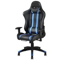 Costway Racing High Back Reclining Gaming Chair Ergonomic Co