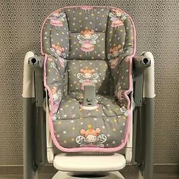 cotton tatamia highchair seat pad cover cushion