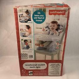 Fisher-Price Deluxe Spacesaver High Chair Baby Seat