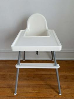 Dishwasher Safe Adjustable Footrest for Ikea Antilop High Ch