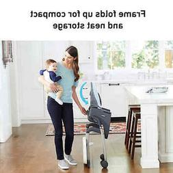 Graco DuoDiner DLX Convertible 6-in-1 Baby High Chair - Whit