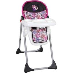 Baby Trend Sit Right High Chair, Floral Garden