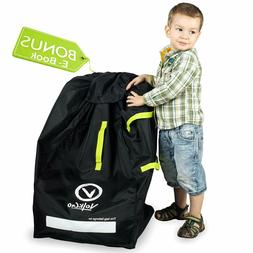 VolkGo DURABLE Car Seat Travel Bag with BONUS e-BOOK ––