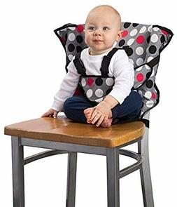Cozy Cover Easy Seat Portable High Chair -Convenient Fits in