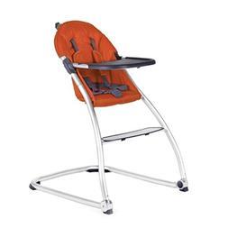 BabyHome Eat High Chair, Clay