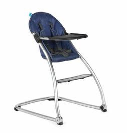 BabyHome Eat High Chair, Navy