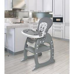 Envee II Baby High Chair with Playtable Conversion by Badger