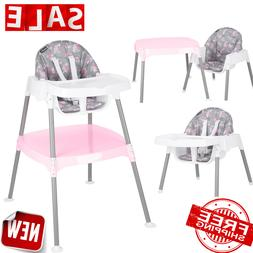 Evenflo 4 In 1 Eat Grow Convertible High Chair Seat Pad Conv