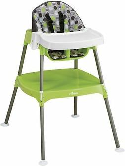 evenflo dottie lime convertible 3 in 1