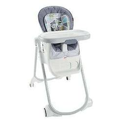 Fisher-Price 4-in-1 Total Clean High Chair - White/Gray