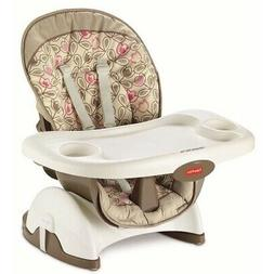 Fisher-Price Space Saver High Chair Seat Pad Tulips