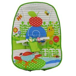 Fisher Price Sunnyside Snail Baby Bouncer - Replacement Pad