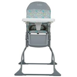 Cosco Folding High Chair Seat Baby Toddler Child Adjustable
