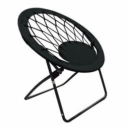Impact Canopy Folding Round Bungee Chair Steel Frame Outdoor