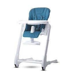 Joovy Foodoo High Chair, Reclinable Seat, Adjustable Footres