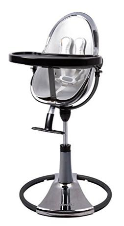 Bloom Fresco Chrome Contemporary Baby High Chair from New Bo