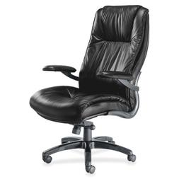 Mayline Group ULEXBLK Executive High-Back Chair, 31 in.x32 i