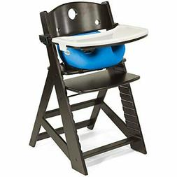 Keekaroo Height Right High Chair with Infant Insert & Tray E