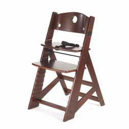 Keekaroo Height Right Kids Wooden High Chair Age 3 years and
